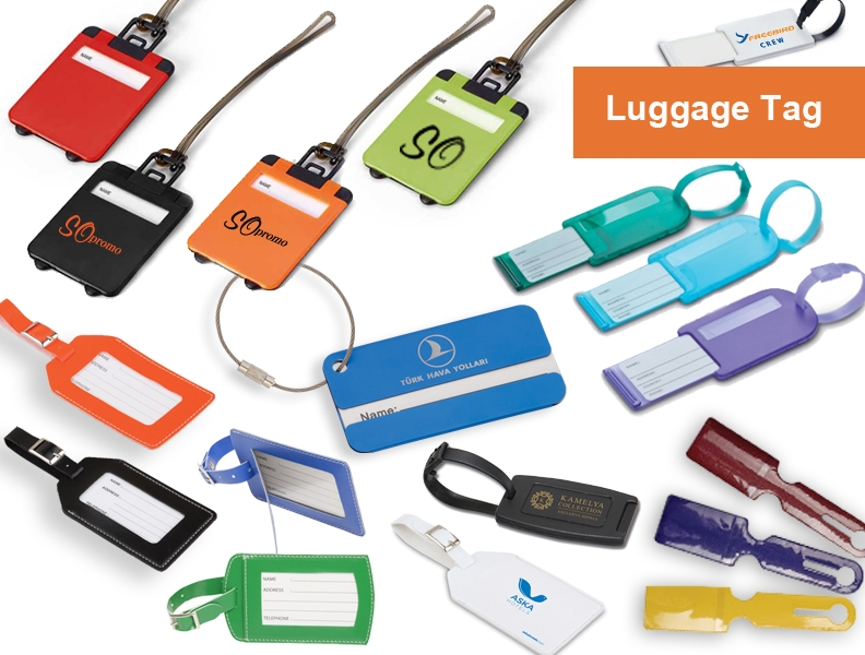 Luggage Tags - Promotion