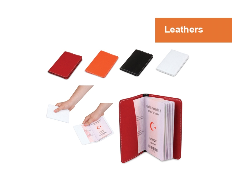 Leather Products - Promotion