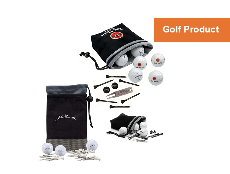 Golf Products - Promotion