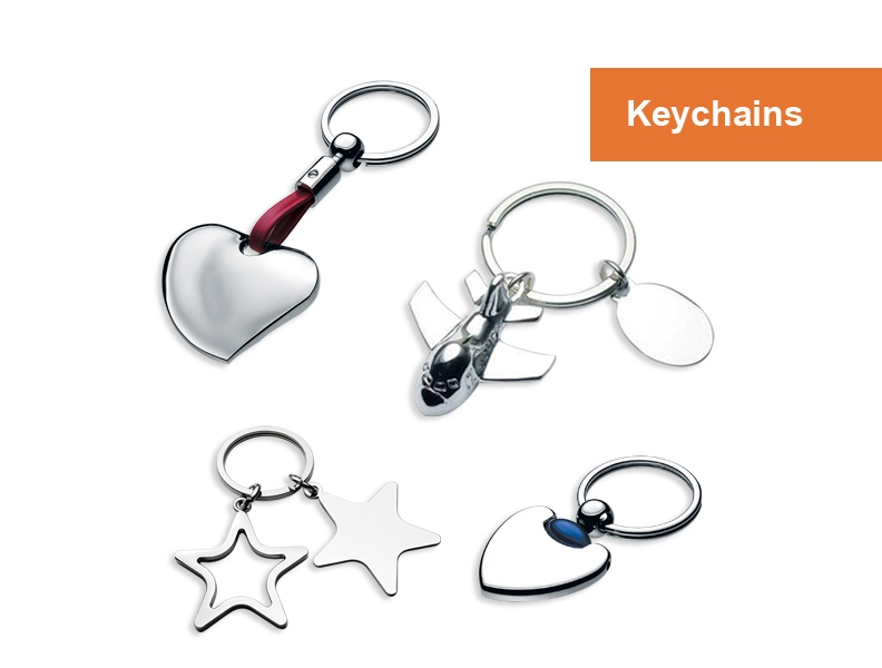 Keychains - Promotion