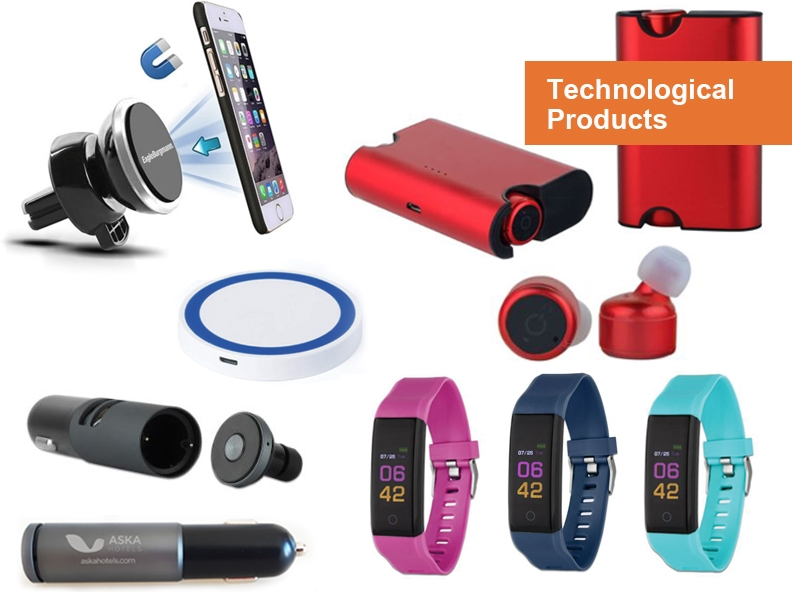 Technological Products - Promotion