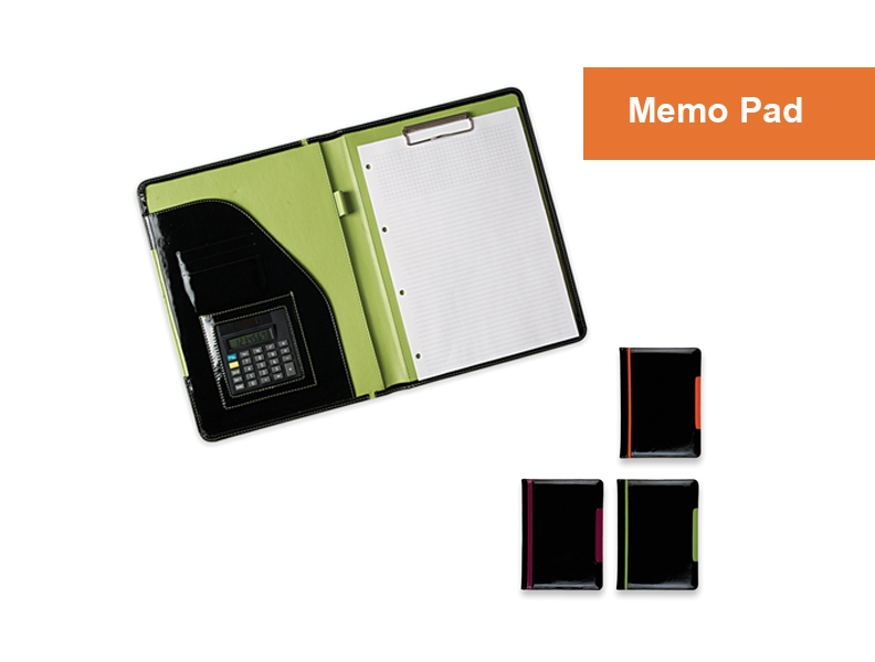 Memo Pads - Promotion
