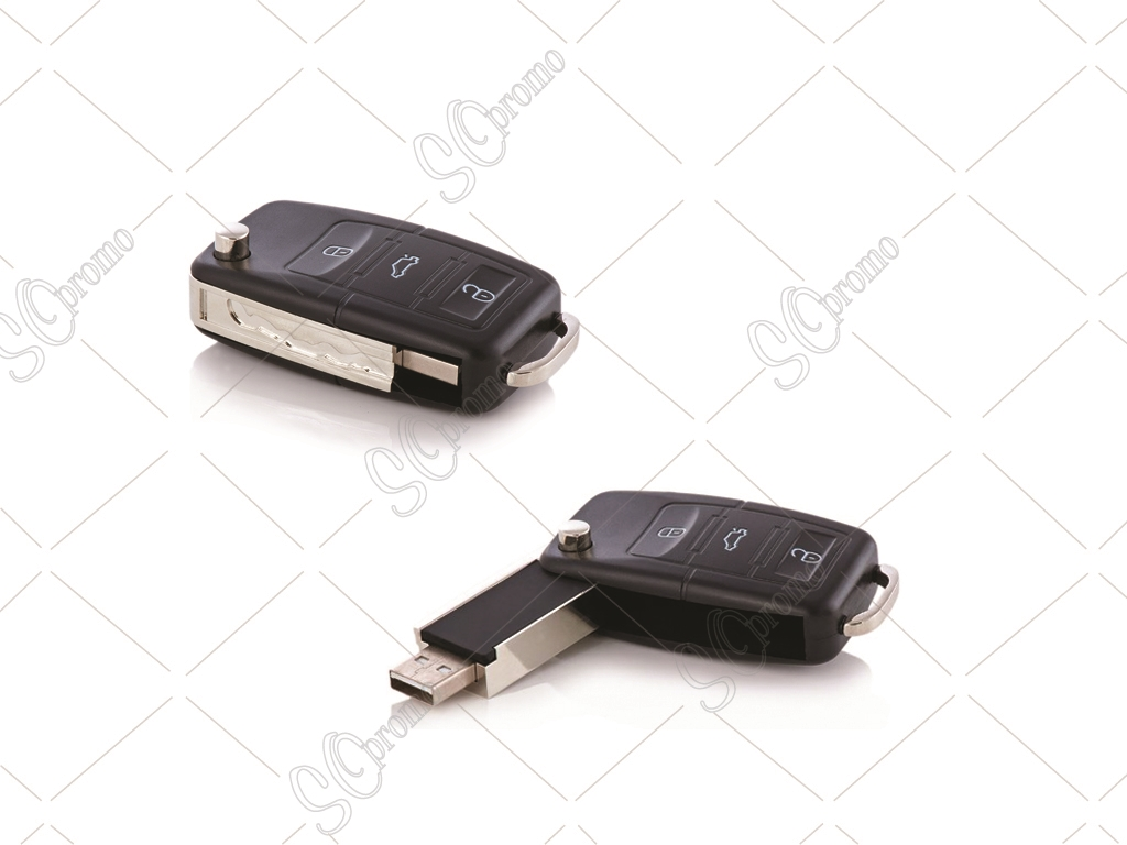 Car Keychain Shape Usb Memory