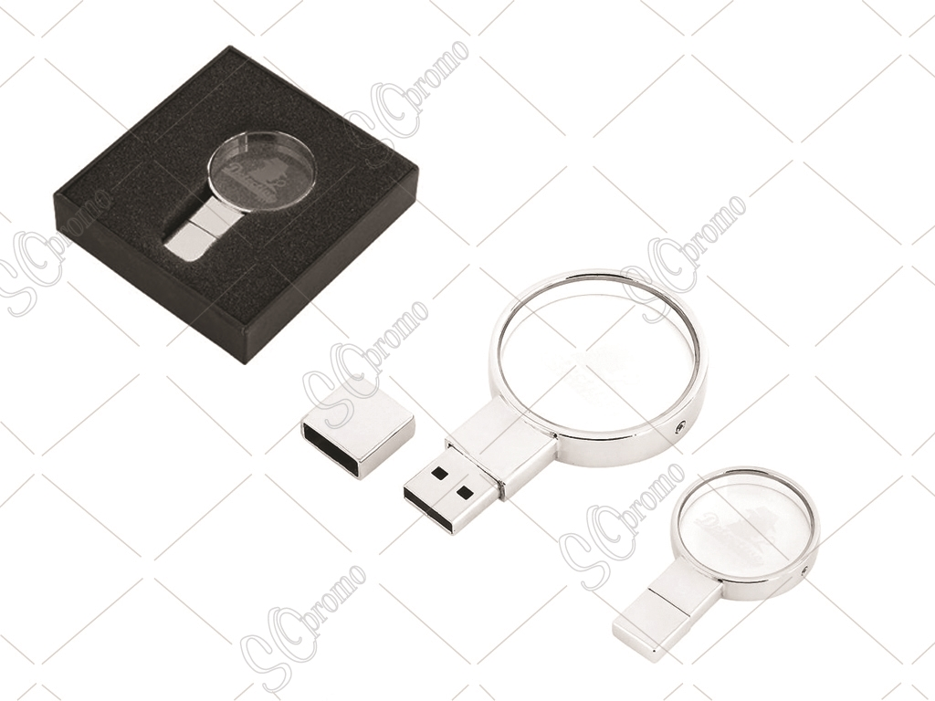 Crystal Usb Flash