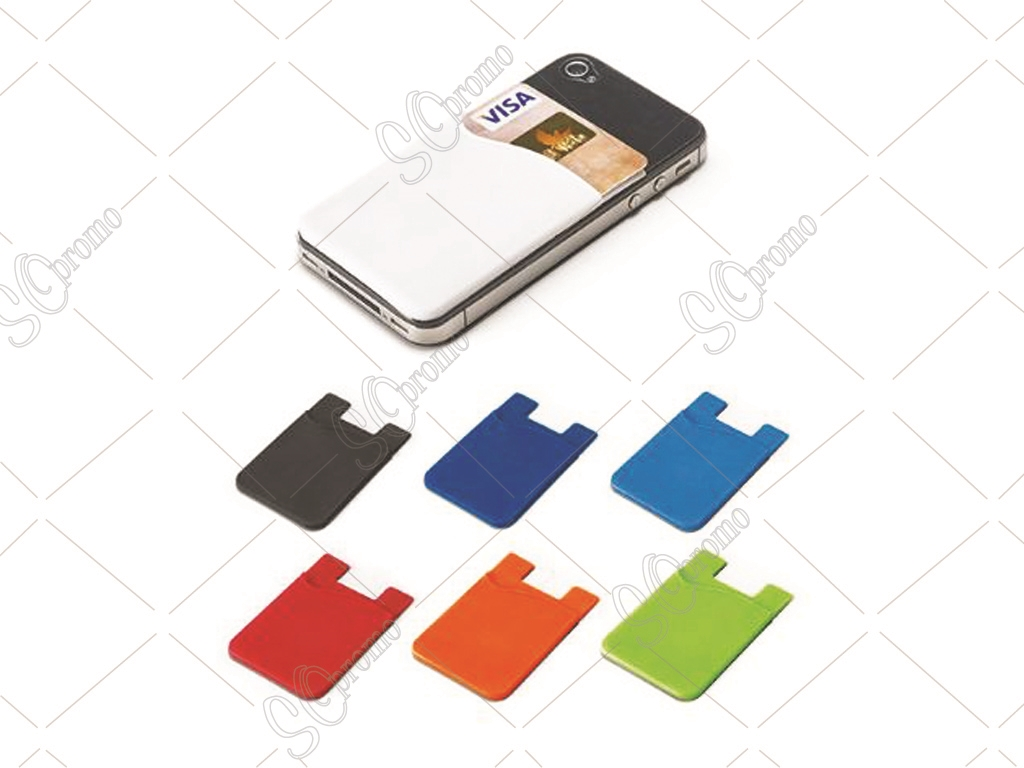 Phone And Card Holder