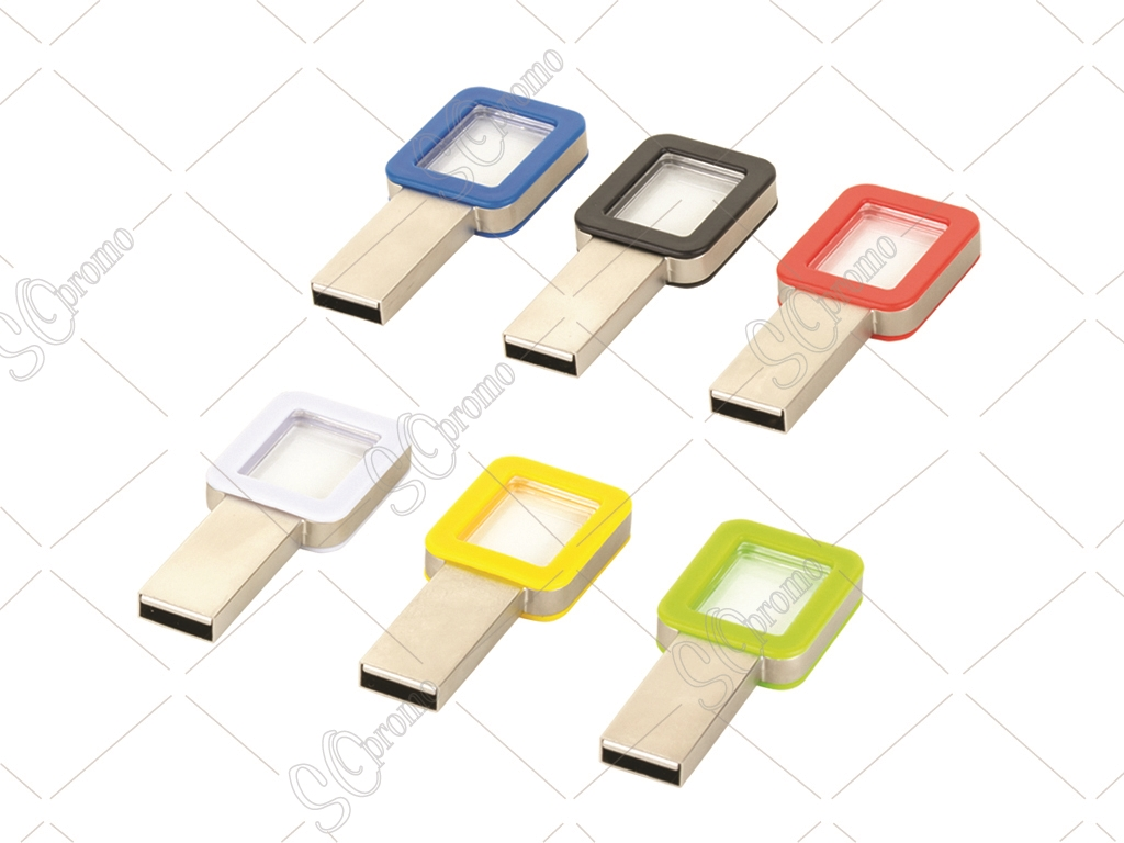 Transparent Usb  Flash