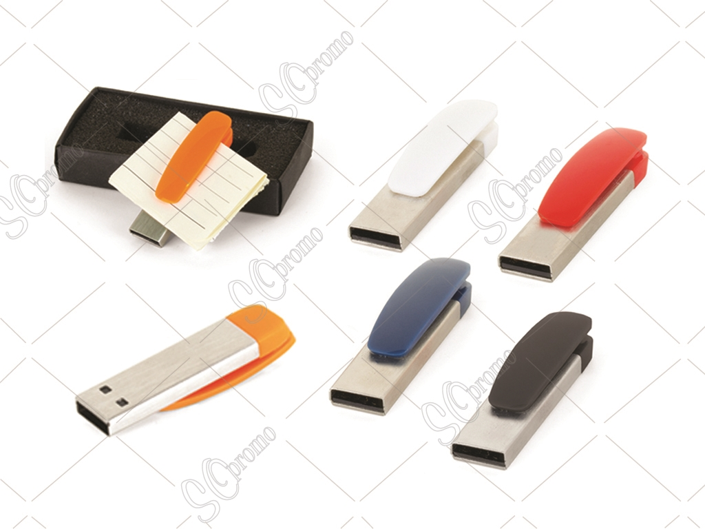 Metal & Plastic Usb Flash