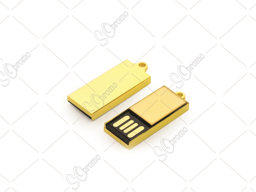 Mini Metal USB Memory Stick
